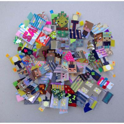card assemblage