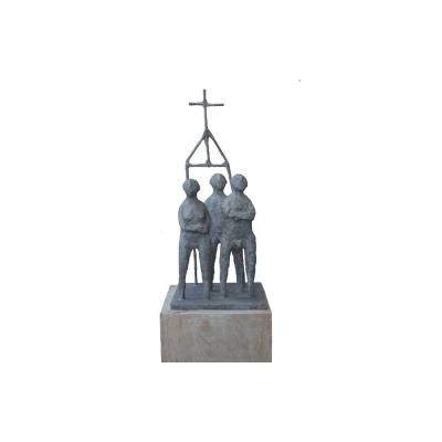 bronze unique 58cm high